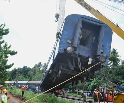 Kerala train derail: Services resume
