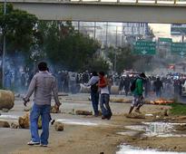 The Battle of Oaxaca