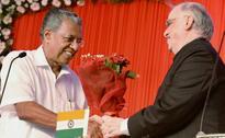 PM Narendra Modi Congratulates New Kerala Chief Minister Pinarayi Vijayan
