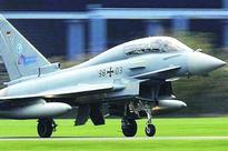 Eurofighter Typhoon deal may figure in Modi-May discussions