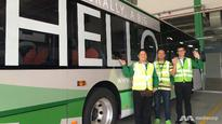 Tower Transit hires more than 800 bus captains ahead of service launch next month