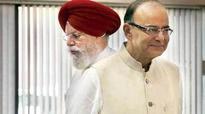 Congress seeks privilege motion against Arun Jaitley for special status remark