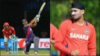 Harbhajan takes a sly dig at Dhoni while wishing Wriddhiman