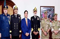 Naval Chief visit to further strengthen Pakistan, Bahrain defence ties: Javed Malik
