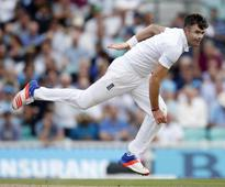 Injured Anderson, Wood out of Bangladesh tour