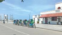 Row keeps tourists away from Pondicherry