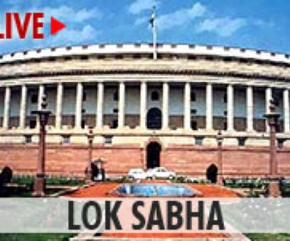 WATCH LIVE: Lok Sabha discusses Lokpal Bill