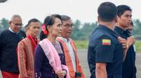 Aung San Suu Kyi: Rohingya crisis cannot be solved 'overnight'