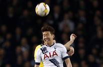 Tottenham's Son to lead South Korea's bid for football medal