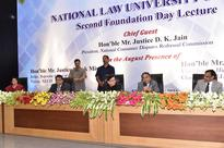 NLUO Foundation Day Lecture: Justice is Meaningless without Access to Justice