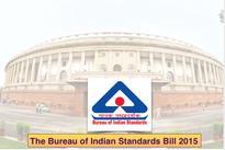 The Bureau of Indian Standards Bill, 2015