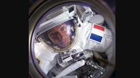 Russian and French astronauts end 196-day mission on ISS, land on Earth