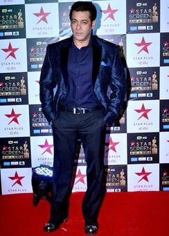 PIX: Salman, Vidya, Irrfan at Star Screen Awards