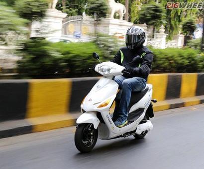Bike Review: Hero Electric Cruz