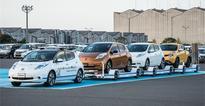 Nissan introduces new autonomous vehicle towing tech