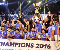 PM Narendra Modi led the accolades for the Indian kabaddi team after it triumphed in the 2016 World Cup