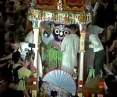139th Jagannath rath yatra begins