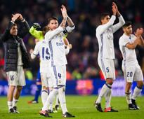 La Liga: Real Madrid gain upper hand over Barcelona after sluggish El Clasico draw