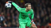 Another blow for Bayern Munich as keeper Manuel Neuer suffers broken foot
