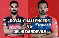 RCB vs DD Live Scores IPL 2016: Daredevils beat Royal Challengers by 7 wickets