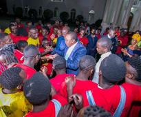 Uhuru affirms Government's commitment to youth