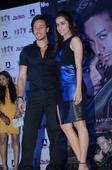 Meet the start cast of BAAGHI  Tiger Shroff and Shraddha Kapoor at TGIP