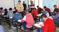 Class 12 exams commence, DC inspects centres