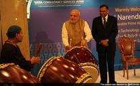 PM Modi's Stand-Out Spontaneity In Japan Includes Drumming