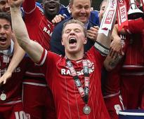 Arsenal vs Middlesbrough: Grant Leadbitter boosts Aitor Karanka with training return