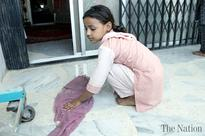 What about rights of children working in houses?