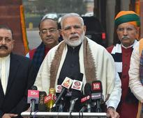 BJP always willing to struggle and sacrifice for the cause of nation: Modi