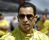 Helio Castroneves finishes 11th in the Indianapolis 500