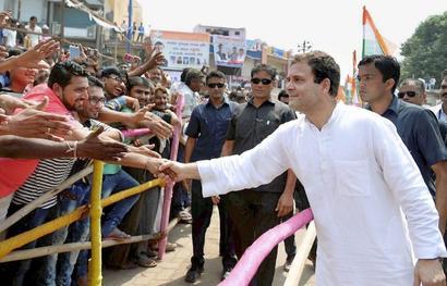 'Wings have fallen off': Rahul Gandhi's dig over Sinha article
