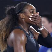 Serena Williams reveals how she accidentally spilled news of her pregnancy