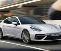 Porsche Panamera Turbo S E-Hybrid Confirmed For India; Bookings To Open Soon