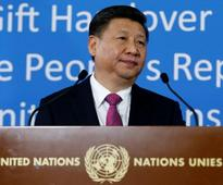 Chinese President ends Swiss tour with UN speech against nuclear weapons