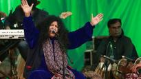 A once-in-a-lifetime experience for many:  Lahore mesmerised by the  legendary Abida Parveen