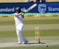 South Africa tour of Australia: Faf du Plessis, Dean Elgar plunder tons in final warm up game