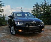 Skoda India adds navigation to Octavia Style Plus variant