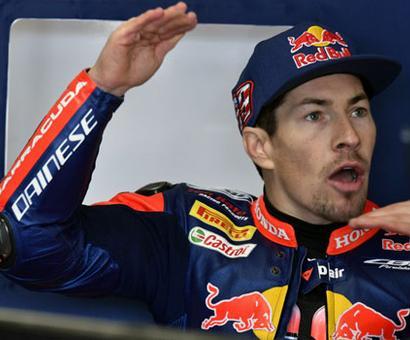 Former MotoGP champion Hayden hit by car in Italy