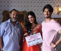 Vidyut Jammwal and Shruti Haasan start shooting for Mahesh Manjrekar`s next