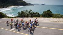 Iranian cyclists jump spots in UCI rankings