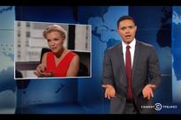 Megyn Kelly and Donald Trump looked like a couple in a Cialis commercial: Trevor Noah