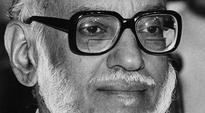 M.G.K. Menon: A statesman scientist