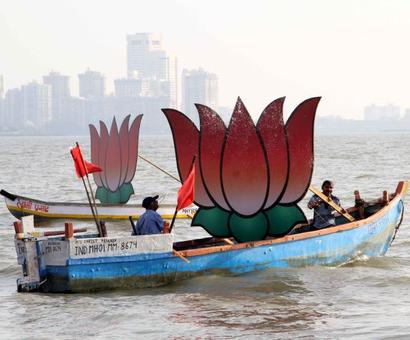 1st BJP govt in Maha to be sworn-in on Friday, Sena presence unlikely
