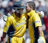 The emotional Ponting-Martyn conversation before 2003 WC final