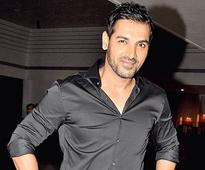 John Abraham defines 'sexy' as 'being fit, healthy, strong'