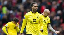 Black Pays Tribute to Lescott's Desire