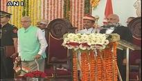 Newly appointed Chief Justice of Madhya Pradesh, Chhattisgarh take oath of secrecy