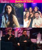 Mouni Roy's Naagin 2 will compete with Amitabh Bachchan, Shatrughan Sinha and Prabhudeva on premiere night!